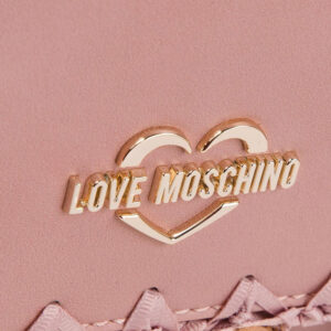 LOVE MOSCHINO BORSA PU ROSA JC4077PP17LI0600