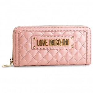 LOVE MOSCHINO PORTAFOGLI PU ROSA JC5612PP17LA0600