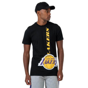 New Era NBA Team Logo Lakers 12033444 nero
