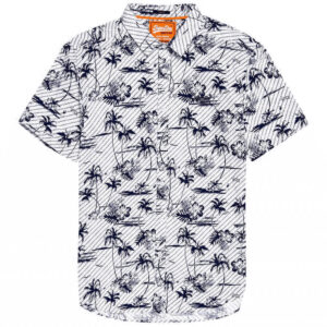SUPERDRY CAMICIA MM M40103KT OPTIC