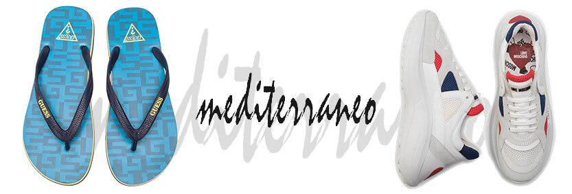 Scarpe Mediterraneo Abbigliamento Shop Online Multibrand