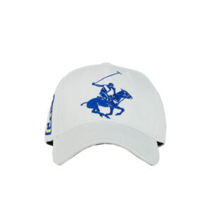 BEVERLY HILLS POLO CLUB CAPPELLO BHPC5524 BIANCO