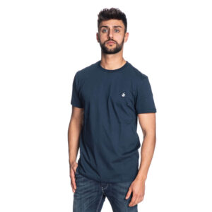 BEVERLY HILLS POLO CLUB T SHIRT BHPC5274 BLU