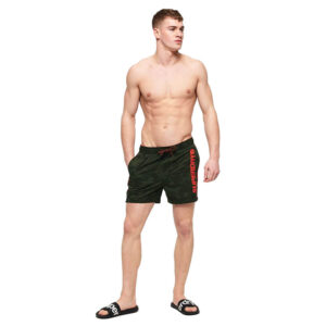 SUPERDRY SHORT MARE M30012AT CAMO