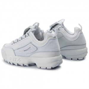 FILA DISRUPTOR II PATCHES 5FM00538 100 WHITE