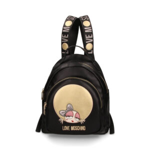 LOVE MOSCHINO BORSA CALF PU NERO JC4309PP08KQ0000