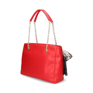 LOVE MOSCHINO BORSA GRAIN PU JC4220PP08KD0500