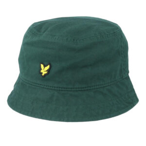 LYLE & SCOTT Bucket Hat HE800A Z597 VERDE