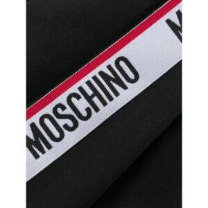 MOSCHINO FELPA UOMO A1715 8101 555 NERO
