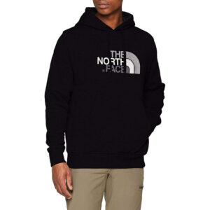 THE NORTH FACE FELPA HOOD PEAK T0AHJYKX7 NERO