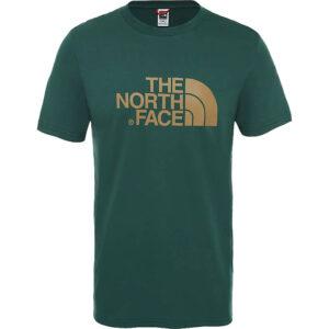 THE NORTH FACE T SHIRT T92TX3N3P NIGHT GREEN