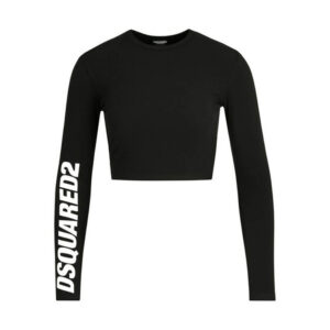 DSQUARED2 T SHIRT D8M002520 001 NERO