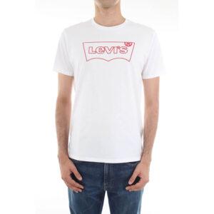 LEVI'S T-SHIRT UOMO 22489 0240 BIANCO