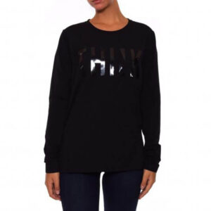 LIU JO T SHIRT ML T69132J0088 22222 NERO