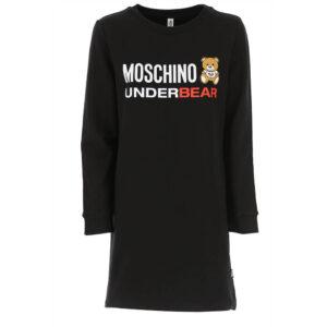 MOSCHINO ABITO DONNA A1714 9001 555 NERO