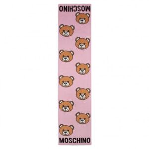 MOSCHINO SCIARPA DONNA M2164 30571 008 ROSA
