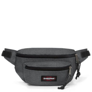 EASTPAK MARSUPIO DOGGY BAG black EK07377H GRIGIO
