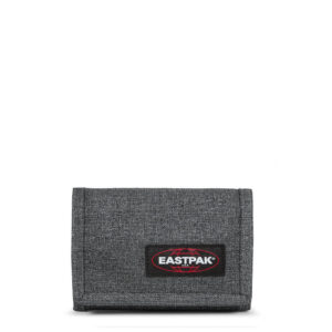 EASTPAK PORTAFOGLI CREW SINGLE BLACK DENIM EK37177H