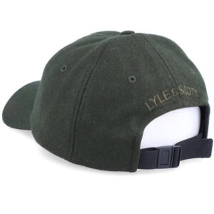LYLE & SCOTT Woollen Cap HE1100A Z597 VERDE