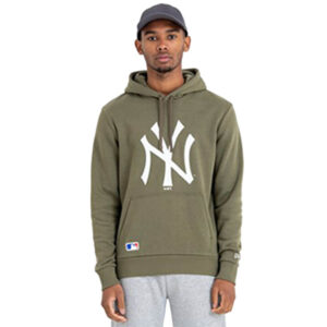 NEW ERA Team Logo Hoody Neyyan 11863698 verde