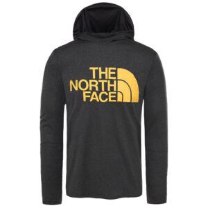 THE NORTH FACE Felpa Uomo LEGGERA con cappuccio e logo grande 3YHFDYZ