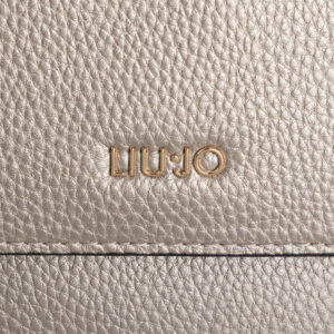 LIU JO POCHETTE N69023 E0033 B3561 GOLD