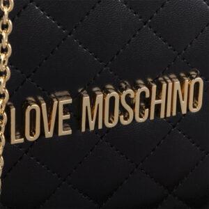 LOVE MOSCHINO BORSA QUILTED NAPPA PU NERO JC4065PP18LA0000