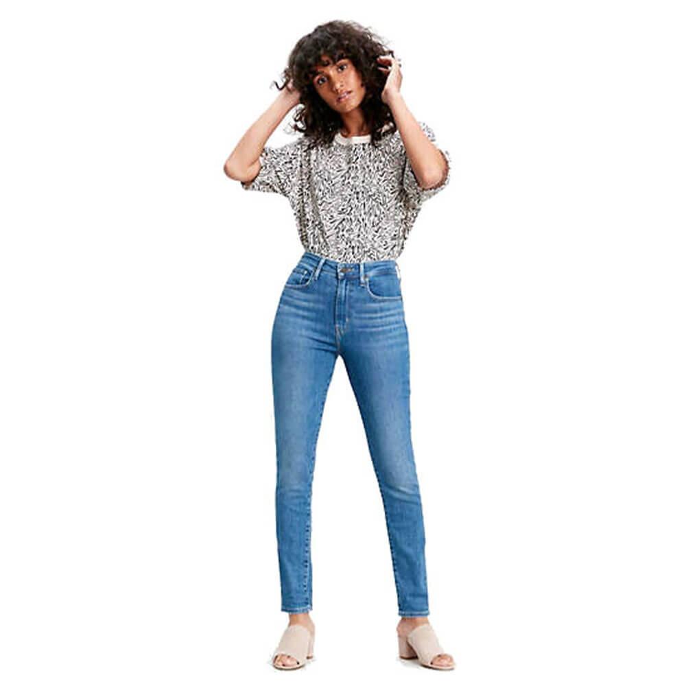 così Debolezza scoppiare  Levi's Jeans 721 ™ High Rise Skinny Jeans Womens 18882 0331   eBay