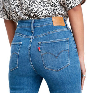 LEVI'S JEANS 721™ High Rise Skinny Jeans donna 18882 0331