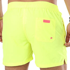 GUESS UOMO SHORT MARE F02T00 TEL27 FLYL LIME FLUO