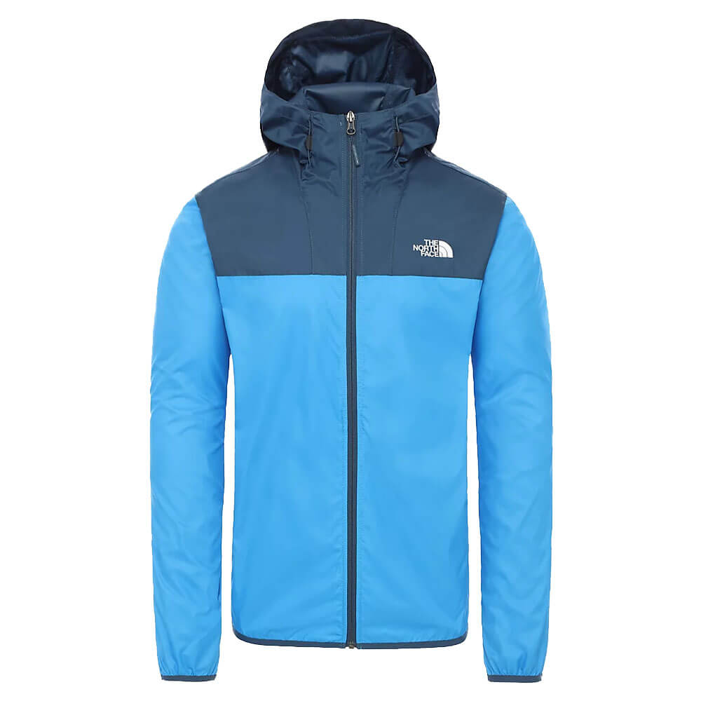 Details about The North Face Jacket Cyclone 2 Blue NF0A2VD9P391