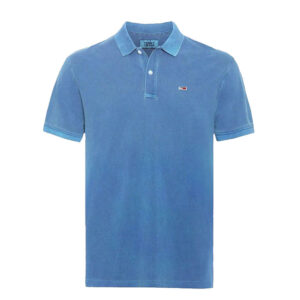 TOMMY JEANS POLO MM SOLID DM0DM07800 CZY DENIM