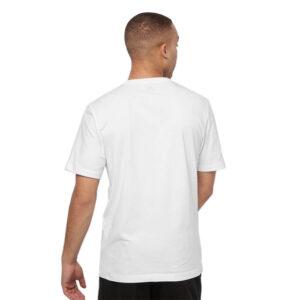 CALVIN KLEIN T SHIRT UOMO 00GMF8K160 100 BRIGHT WHITE