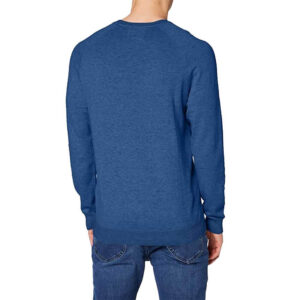 SUPERDRY MAGLIONCINO M6110004A T7V ADRIATIC BLUE GRINDLE