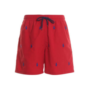 POLO RALPH LAUREN TAVELLER SHORT 710787322001 RED