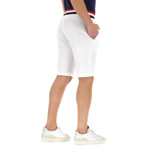 Polo Ralph Lauren SHORT FELPINA 714687593005 WHITE