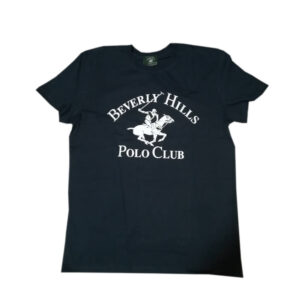 BEVERLY HILLS POLO CLUB T SHIRT BHPC5273 BLU