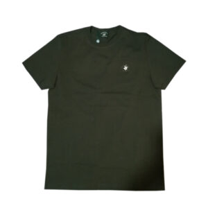 BEVERLY HILLS POLO CLUB T SHIRT BHPC5274 VERDE