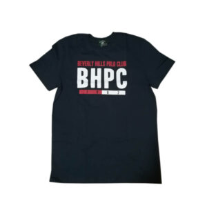 BEVERLY HILLS POLO CLUB T SHIRT BHPC5292 BLU