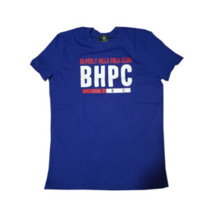 BEVERLY HILLS POLO CLUB T SHIRT BHPC5292 ROYAL