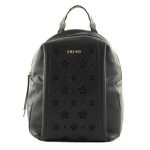 LIU JO BORSA BACKPACK NA0018 E0027 22222 NERO