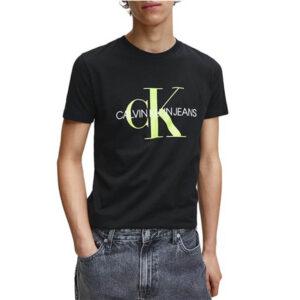 CALVIN KLEIN T-SHIRT NERO J30J3145510K4