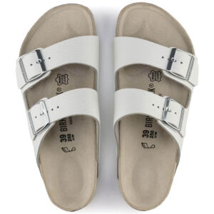 BIRKENSTOCK ARIZONA WHITE 051733