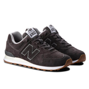 NEW BALANCE SCARPA LIFESTYLE UOMO ML574EPC ANTRACITE