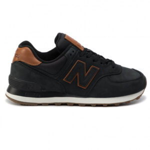 NEW BALANCE SCARPA LIFESTYLE UOMO ML574NBI NERO