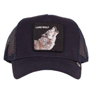 GOORIN BROS 101 6099 LONE WOLF NAVY