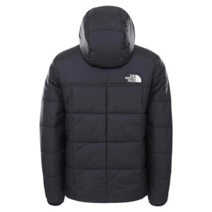 THE NORTH FACE GIACCA BAMBINO DOUBLE-FACE PERRITO NF0A4TJGJK31 TNF BLACK