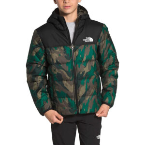 THE NORTH FACE GIACCA BAMBINO DOUBLE-FACE PERRITO NF0A4TJGTSR1 CAMO