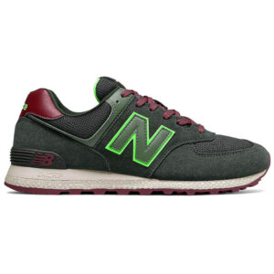 NEW BALANCE SCARPA LIFESTYLE UOMO MT574ATC GREEN