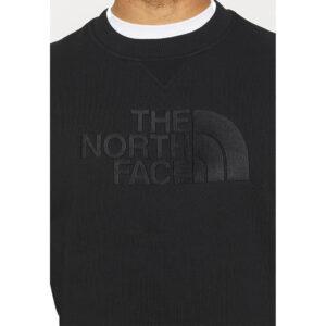 THE NORTH FACE FELPA DREW PEAK CREW TNF BLACK NF0A4SVRJK31